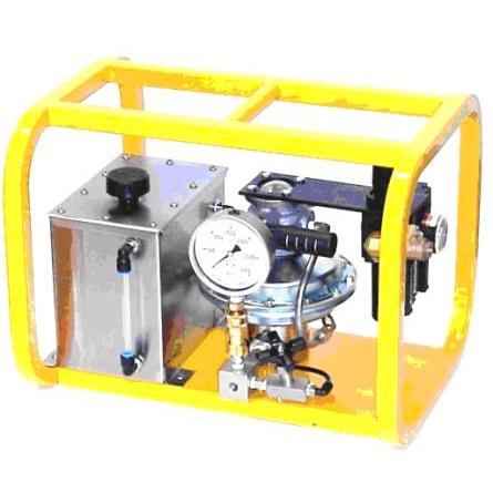 Pressure test equipments