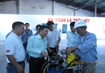 Training to improve operation skills of hydraulic torque wrench for technicians