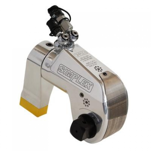 Square drive hydraulic torque wrenches WT