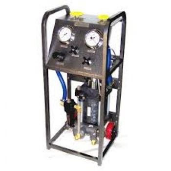 Gas booster P 25K