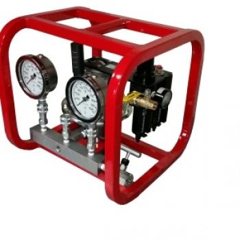 Hydrostatic tester P 206