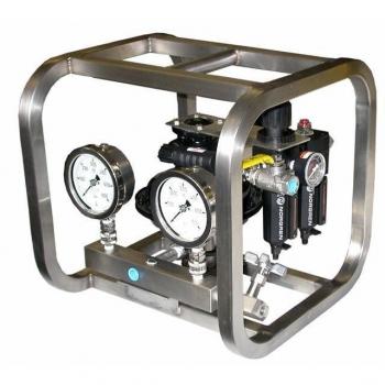 Hydrostatic tester P 210